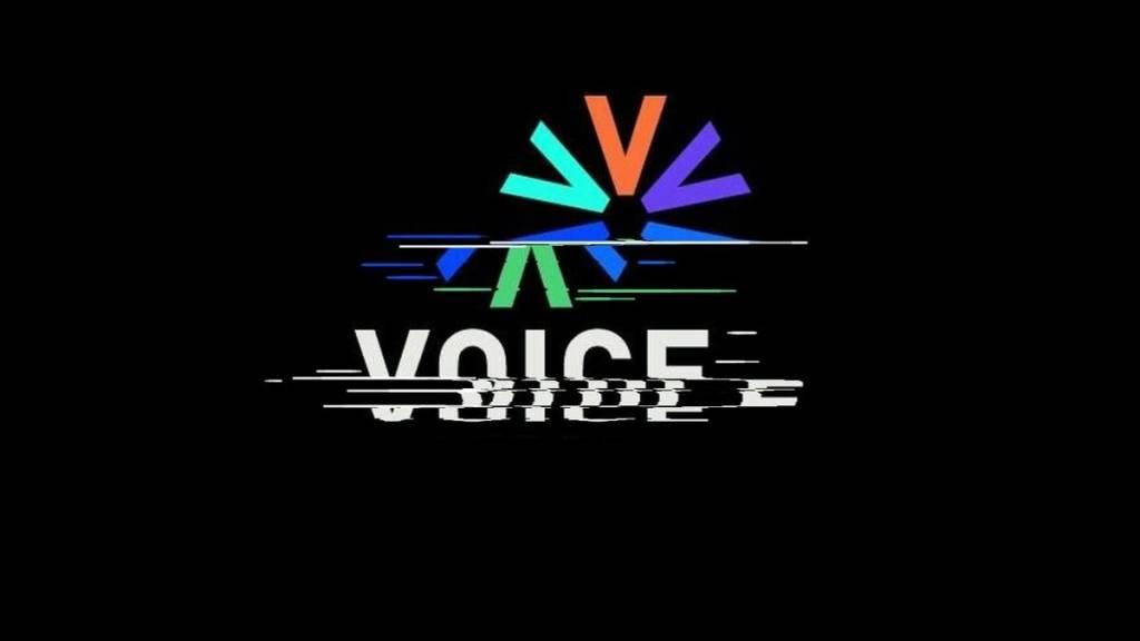 voice จอดำ